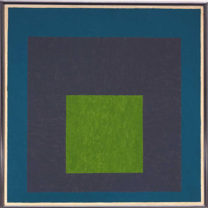 Homage to the Square: Greene Myth