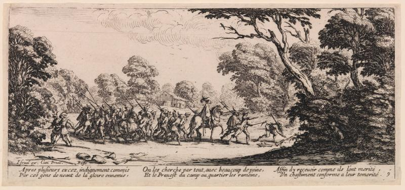 Capture of the Soldier-Marauders