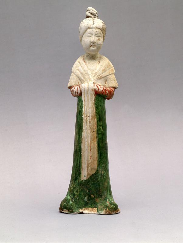 Funerary Figure of a Court Lady