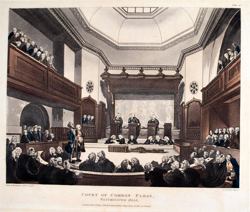 Court of Common Pleas, Westminster Hall