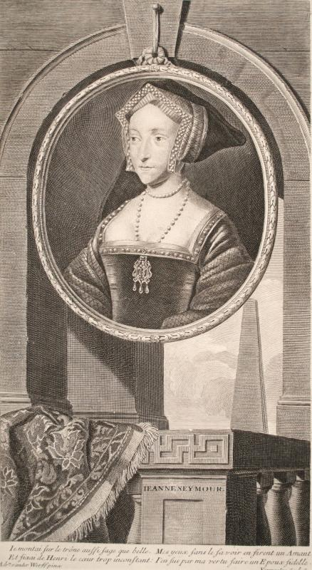 Jane Seymour (after Hans Holbein the Younger)