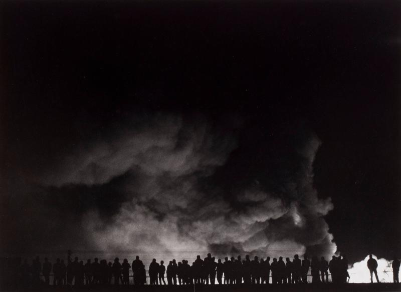 Untitled (Gary, Indiana after Martin Luther King assassination)