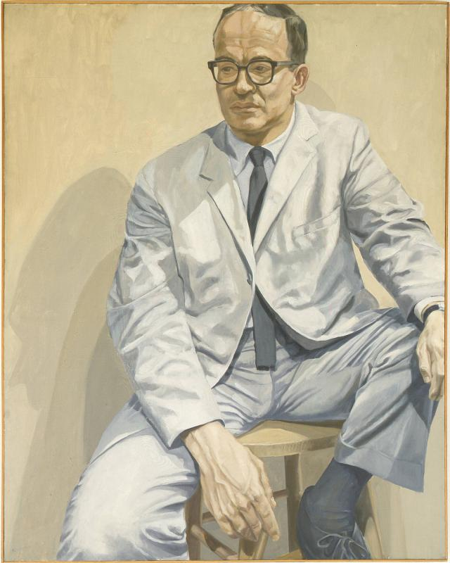 Portrait of Allan Frumkin