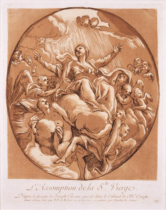 Assumption of the Virgin (after Giuseppe Passeri)
